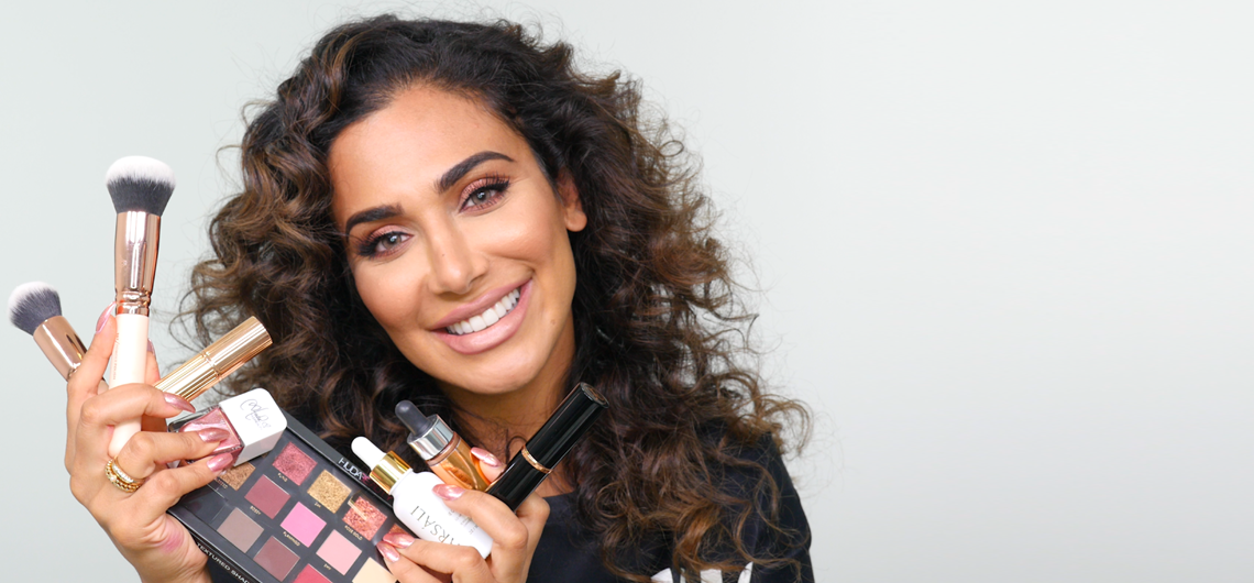 What's On Huda's Desk This Week: Rose Gold!