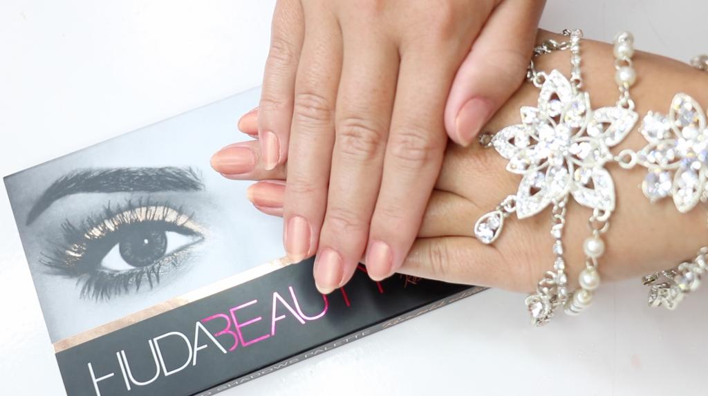 eyeshadow nail polish hb