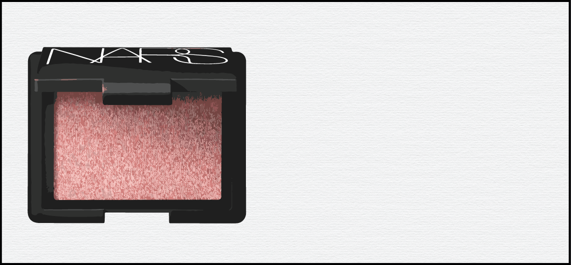 Anatomy of Nars' Orgasm Blush