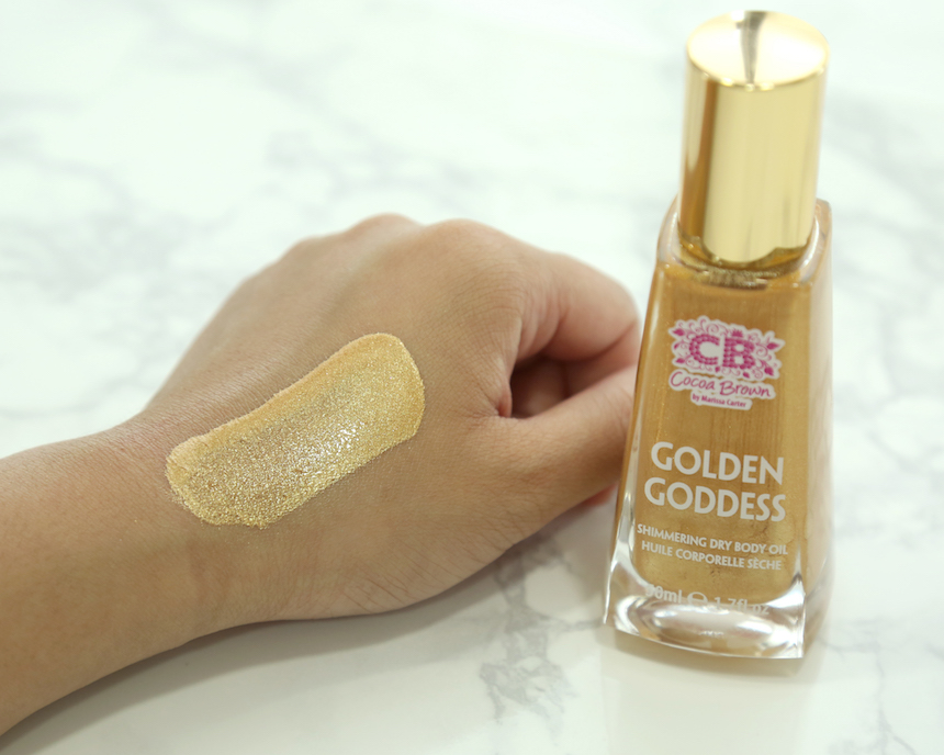 golden goddess - 2