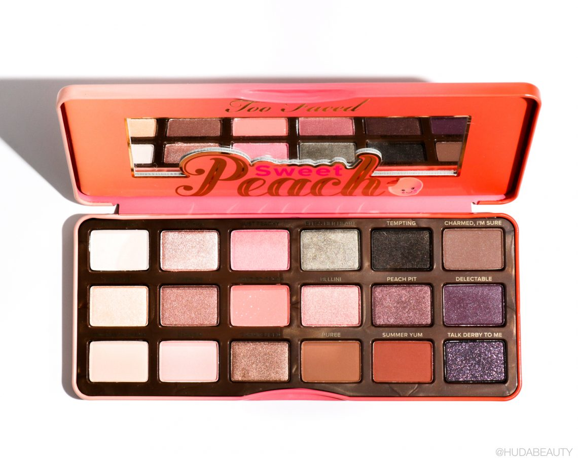 Too Faced Peach Collection-9