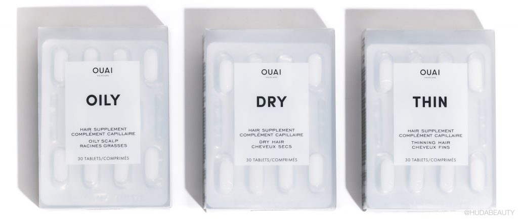Ouai Supplements Huda Beauty