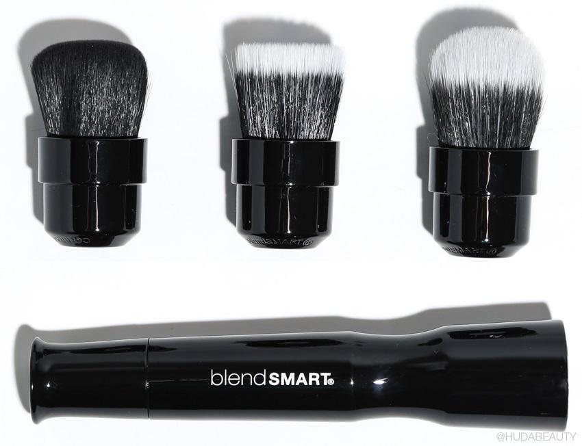 BlendSMART brush review huda beauty