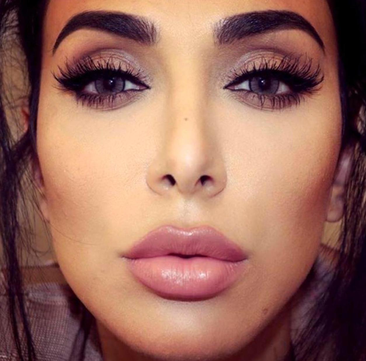 hudabeauty lip contouring goals