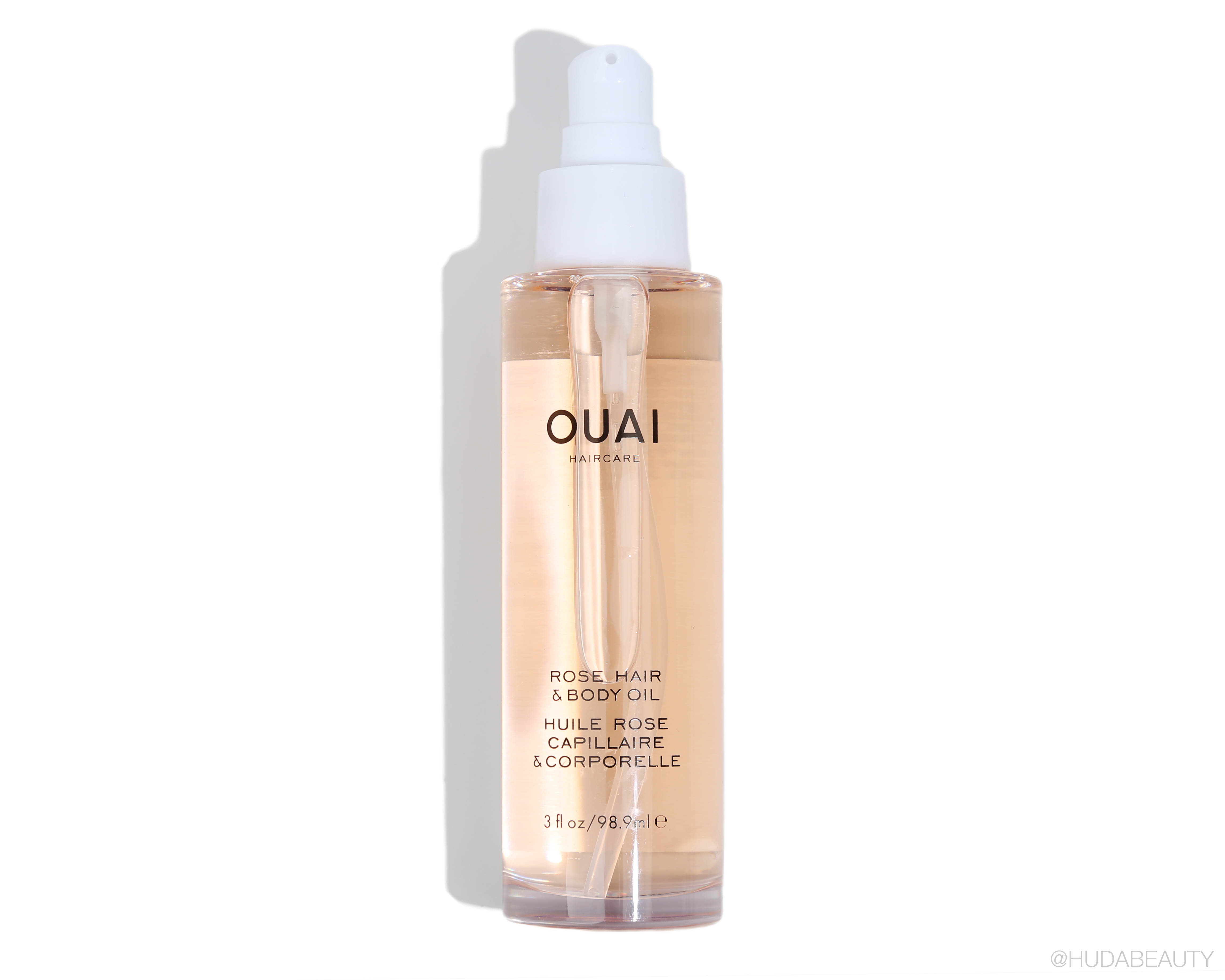 Ouai Rose Hair and Body Oil review