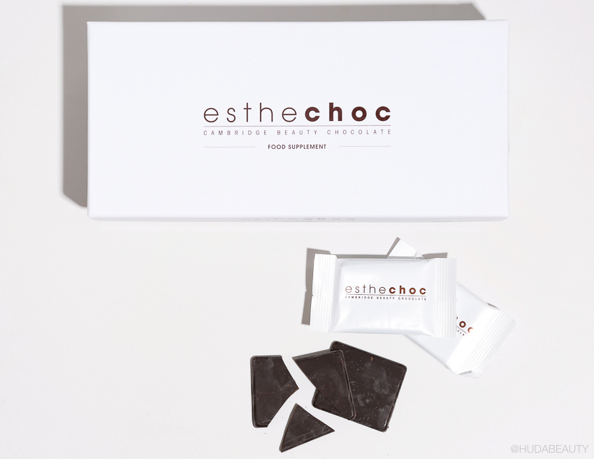 esthechoc scientific anti-aging chocolate