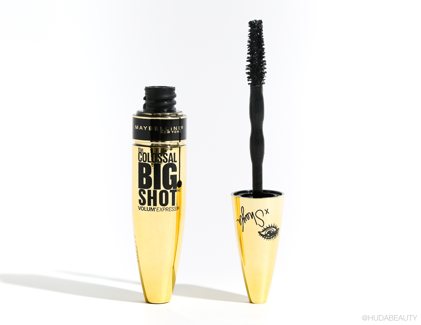 Maybelline colossal big shot mascara review