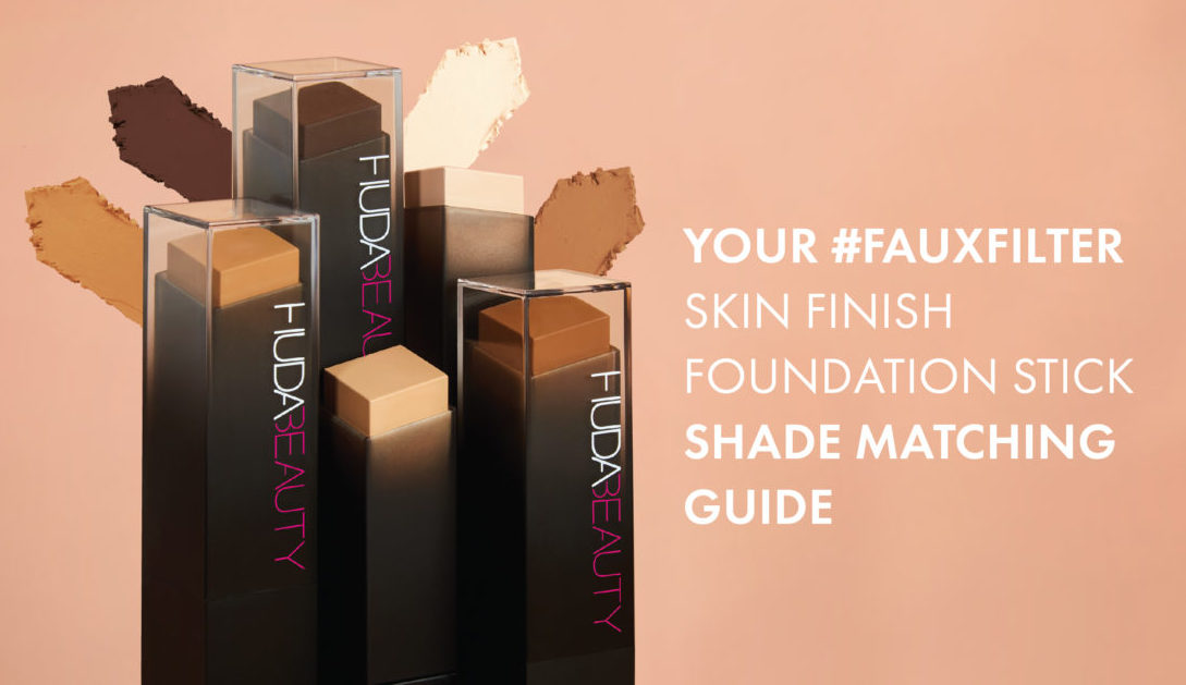 Your Ultimate #FauxFilter Shade Comparison Guide