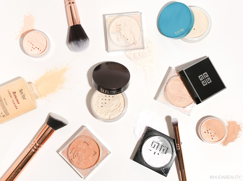 the best setting powders