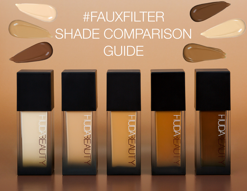 #FauxFilter Brand comparison guide