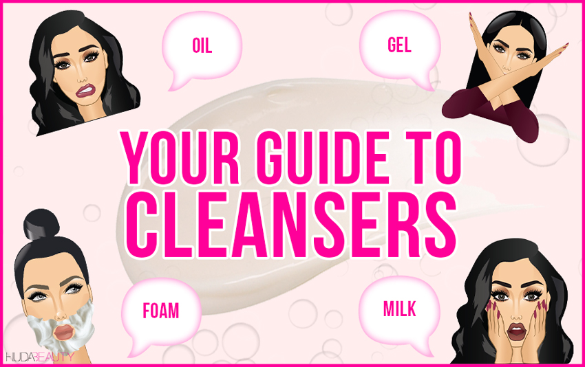 guide to cleansers