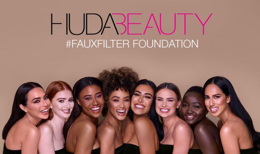 Huda Beauty #FauxFilter foundation