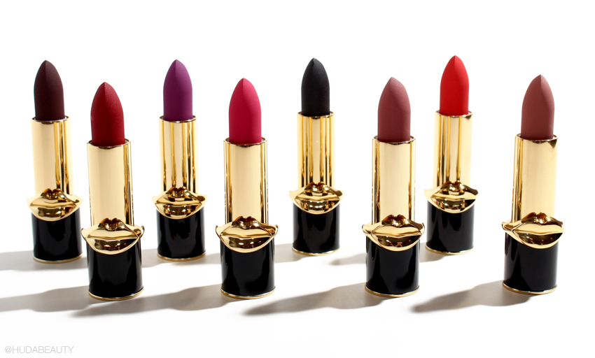 Pat McGrath MatteTrance Lipsticks