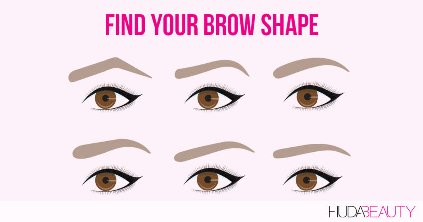 How To Shape Your Brows To Flatter Your Face