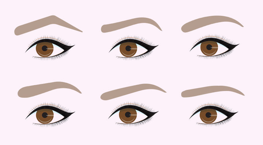 Find-your-brow-shape