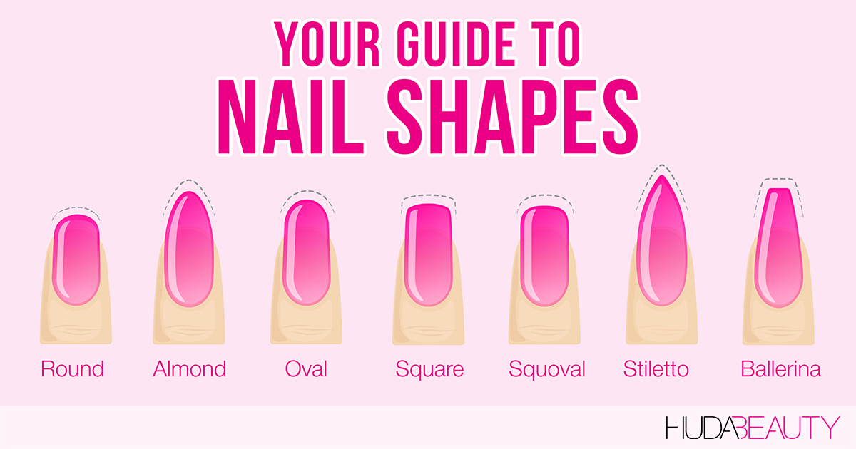 Forget Trends, These Are The Best Nail Shapes To Flatter Your Hands