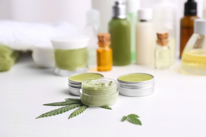 hemp beauty and hemp skin care