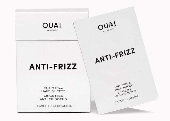 OUAI Haircare Anti-Frizz Sheets