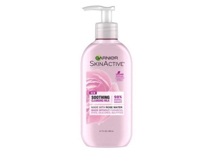 Garnier SkinActive Soothing Rose Water Cleansing Milk