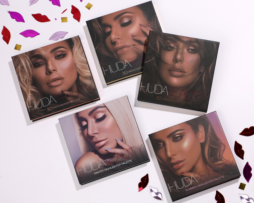 Huda Beauty giveaway
