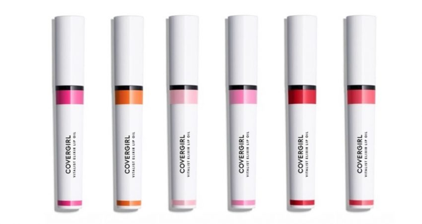 covergirl lip oil