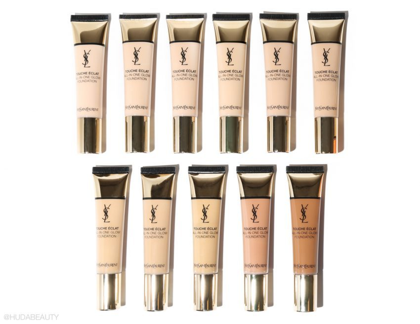 YSL Touche Éclat All-In-One Glow Foundation
