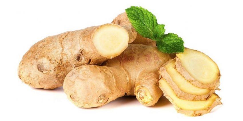 ginger skincare