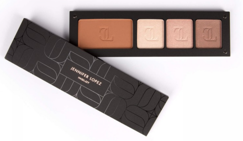 Jennifer Lopez Inglot First look palette