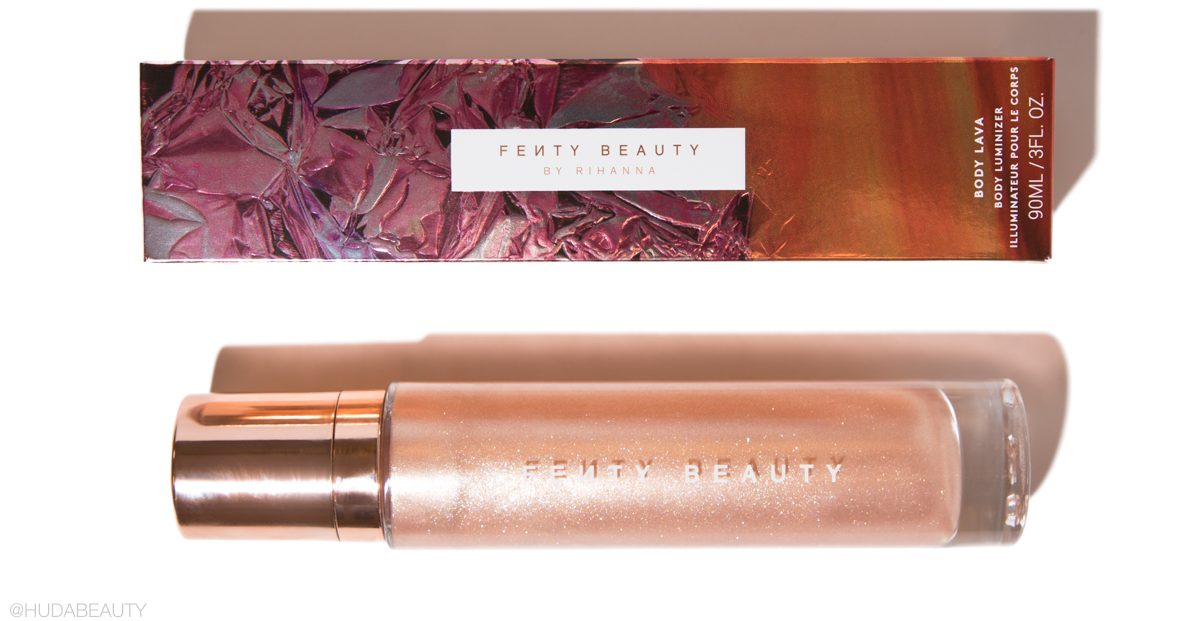 Fenty Beauty Body Lava review