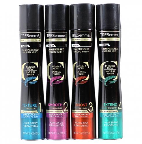 drugstore hair spray