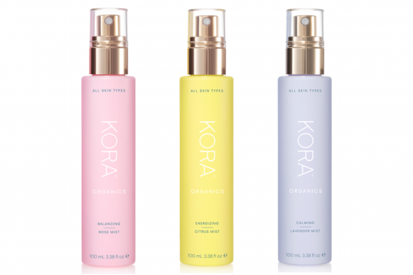 Kora Organics Balancing, Calming, and Energizing Mists