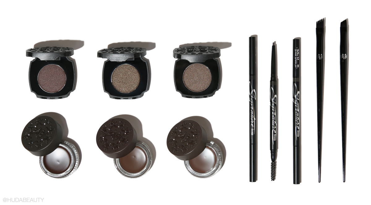 Kat Von D Brow Collection