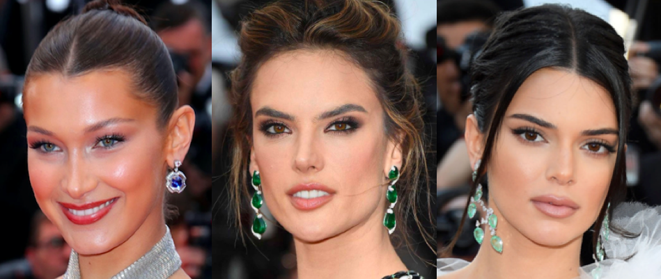 Cannes Red carpet beauty