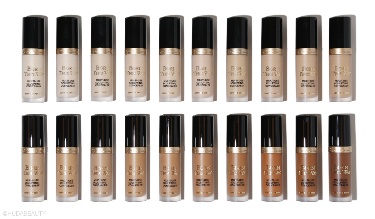 oo faced born this way multi-use sculpting concealer