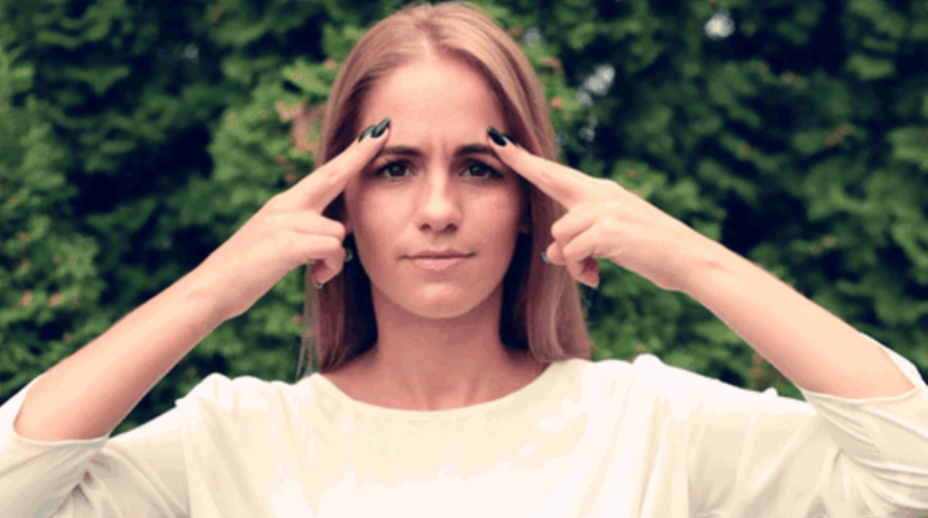 How To Do Face Yoga To Lift And Contour Your Face!