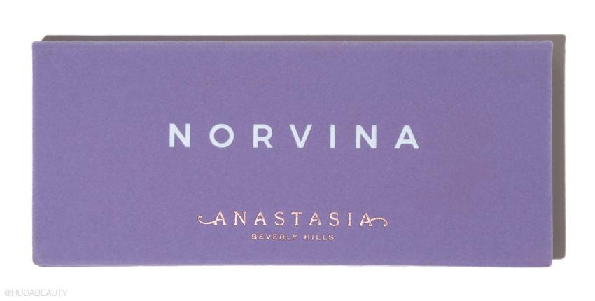 Anastasia Beverly Hill Norvina Palette