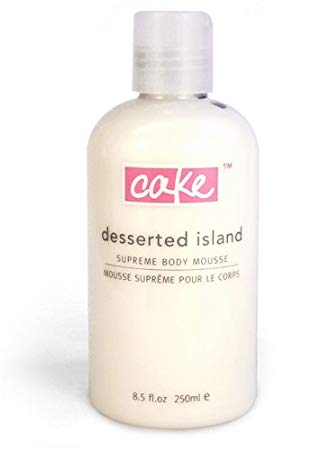 cake body lotion