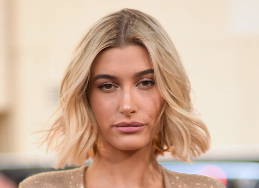 hailey baldwin hair