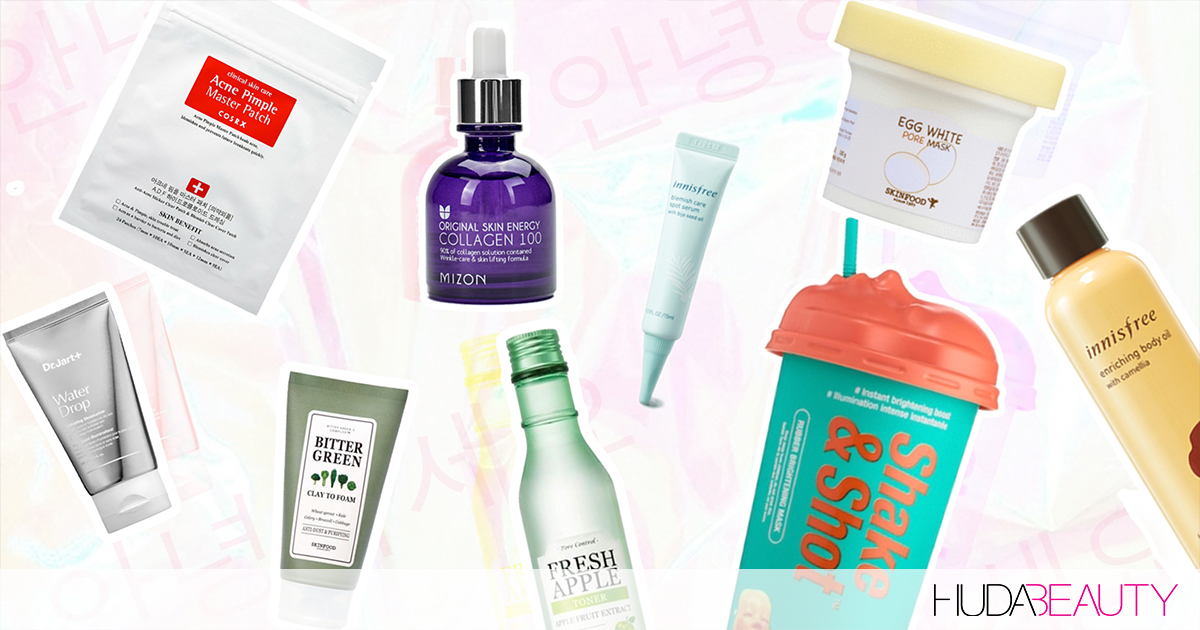 5 Affordable K-Beauty Brands That Will Give You Amazing Skin