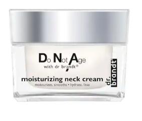 Dna moisturizing neck cream
