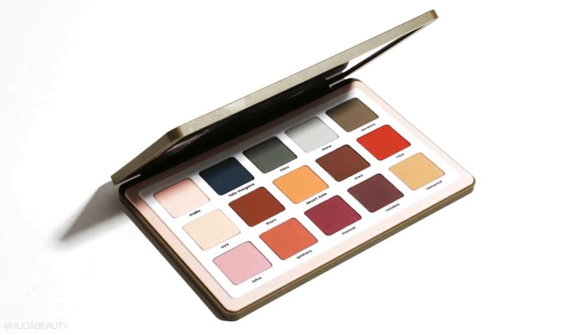 holiday eyeshadow palettes