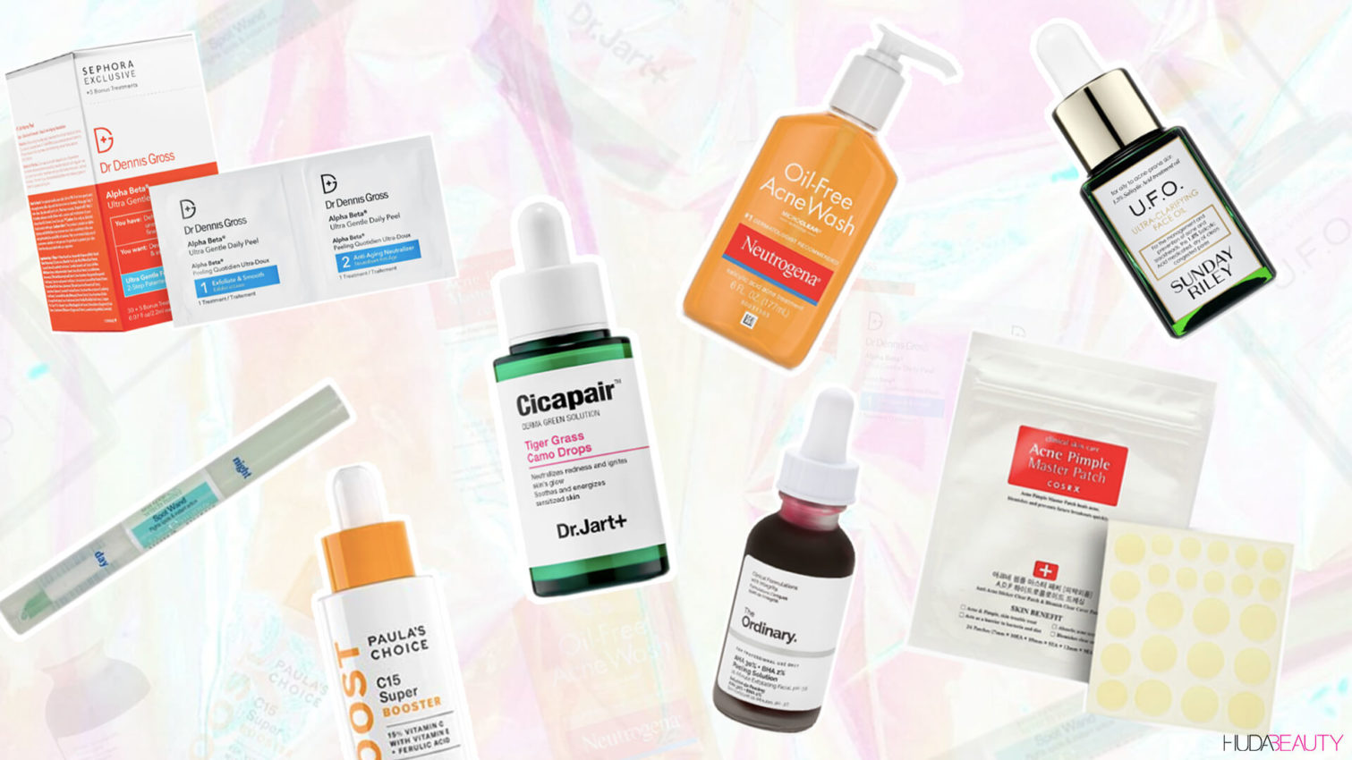 our top 10 tried and tested acne-fighting products (1)