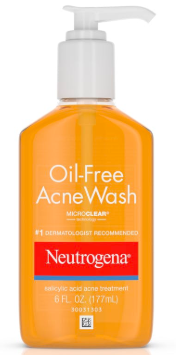 acne-fighting products