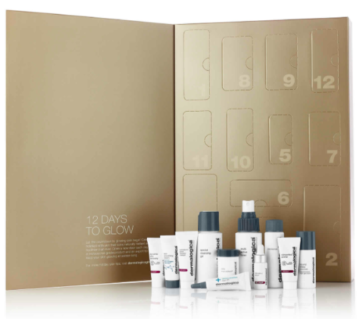 beauty themed advent calendars