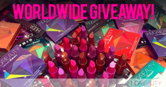 The Winners Of Our Metallic Power Bullet Lipstick Worldwide Giveaway Announced
