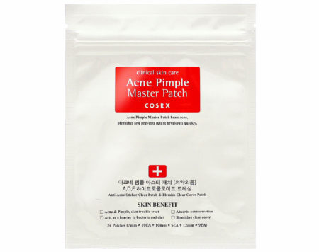 corsx pimple patches
