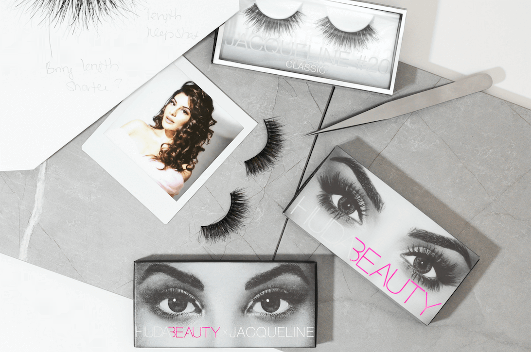Huda Beauty Jaqueline lashes