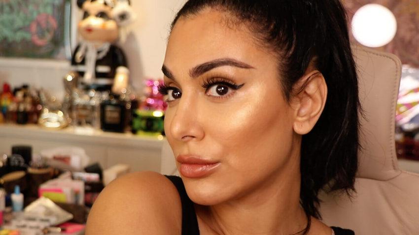 Glow makeup hack
