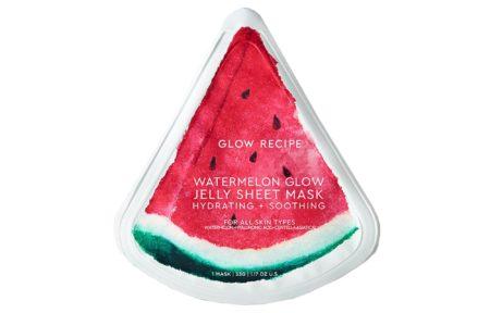 Watermelon sheet mask