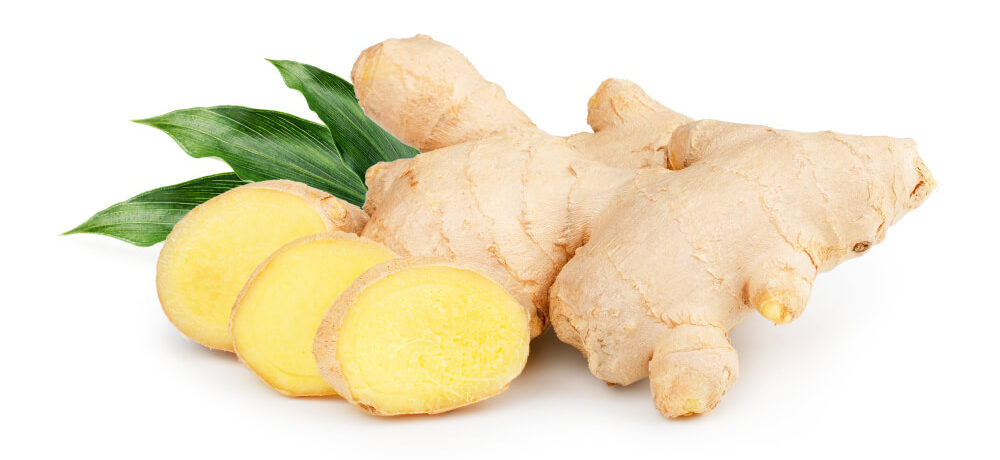 ginger skincare benefits